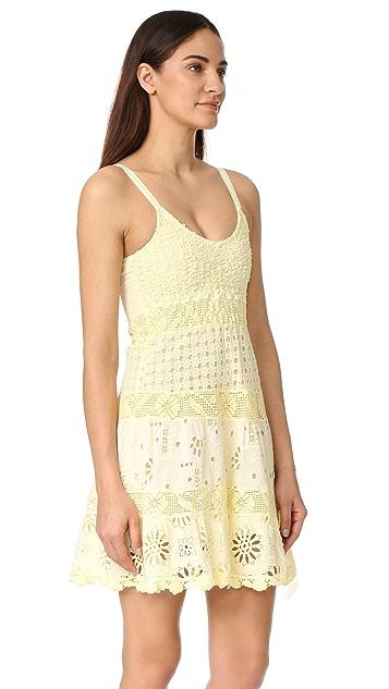 Temptation Positano Spaghetti Strap Dress