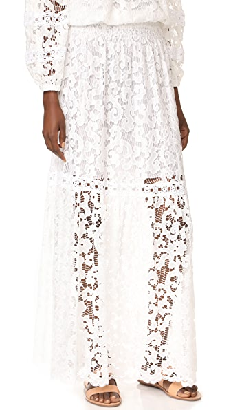 Temptation Positano Long Skirt