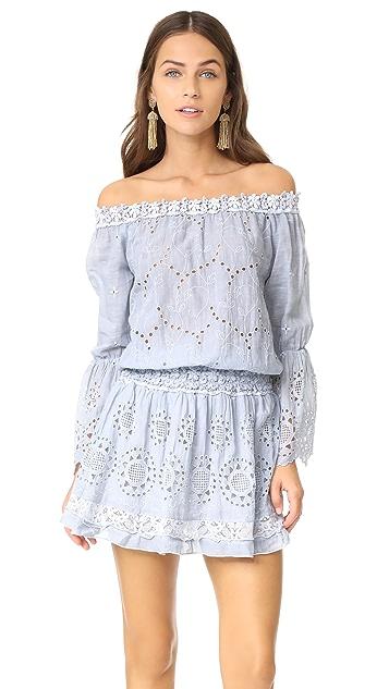 Temptation Positano Off Shoulder Dress