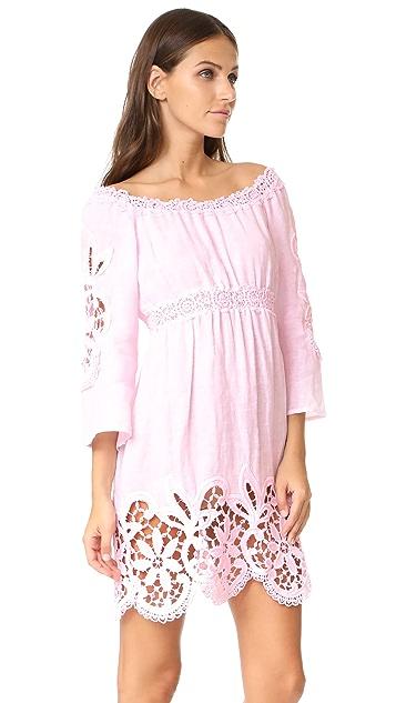 Temptation Positano Linen Dress