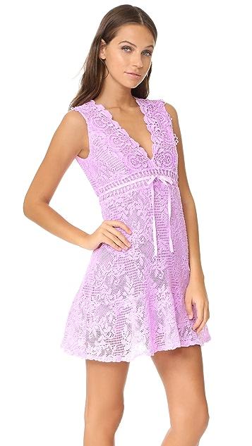 Temptation Positano V Cut Dress