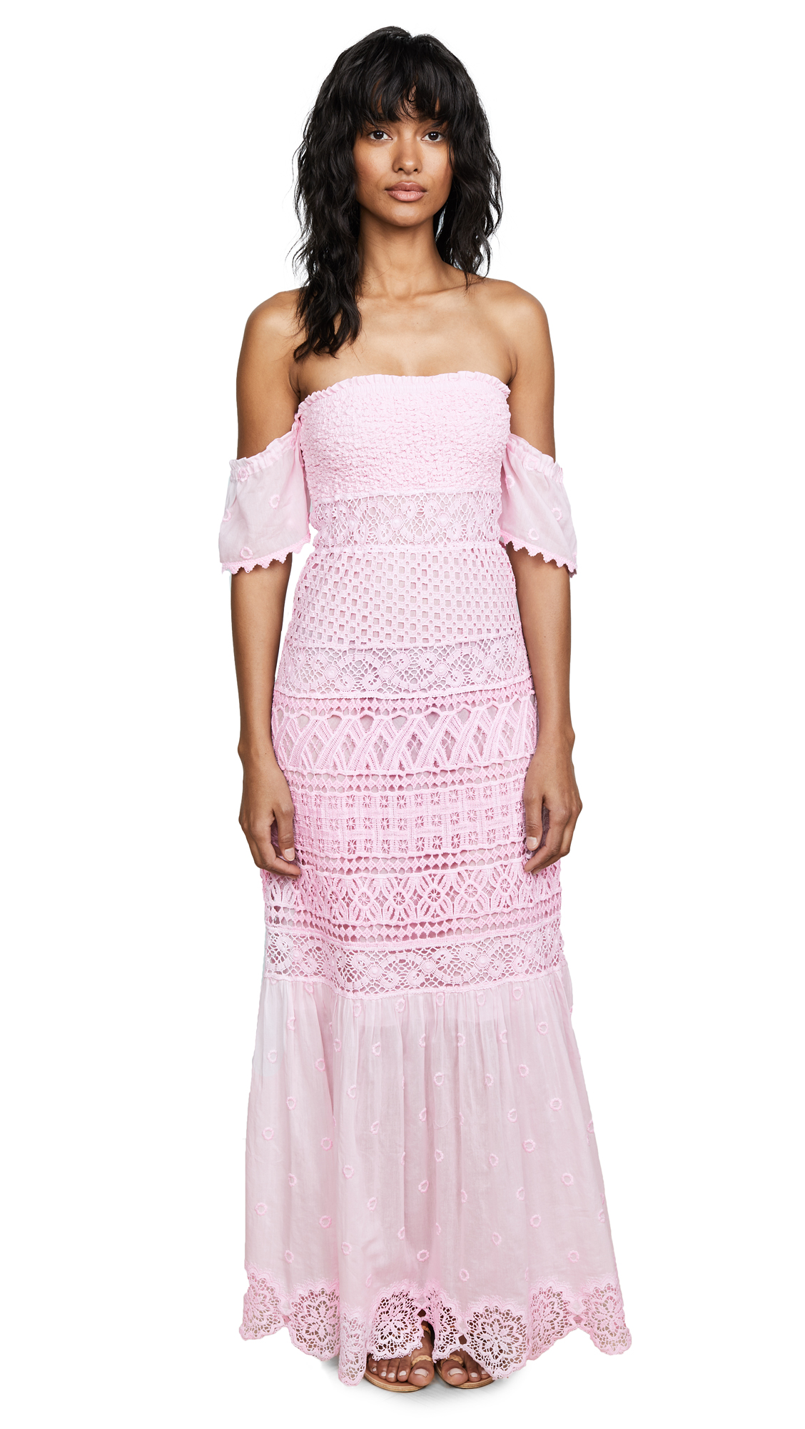 Temptation Positano Bora Bora Dress - Pink