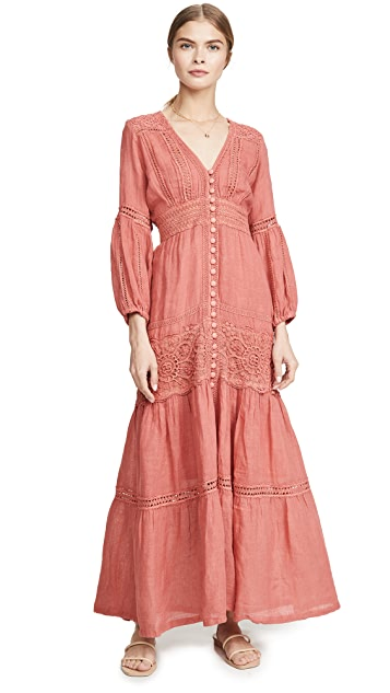 Temptation Positano Lecce Maxi Dress