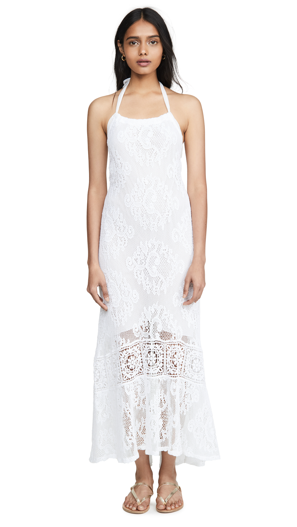 Buy Temptation Positano online - photo of Temptation Positano Cagliari Halter Dress