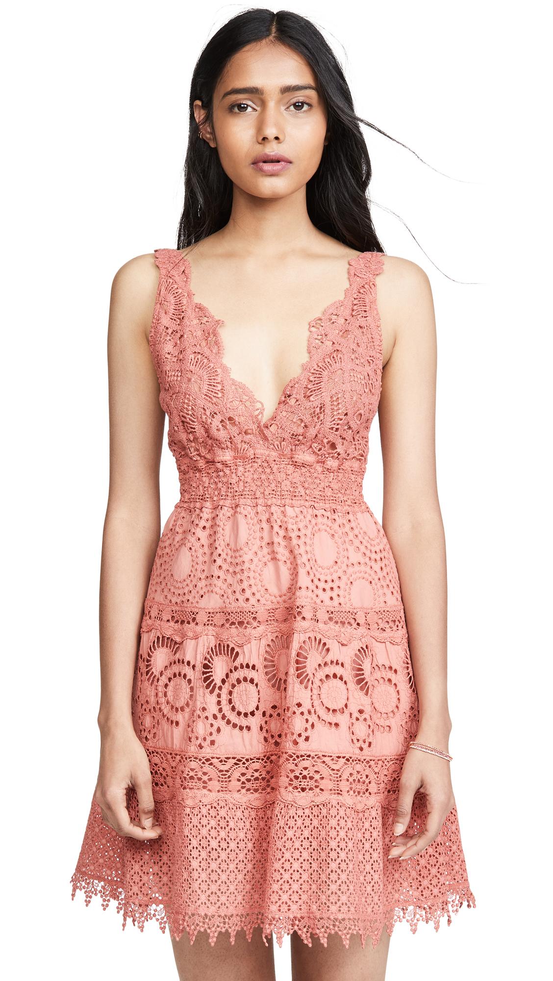 Buy Temptation Positano online - photo of Temptation Positano Viareggio Mini Dress