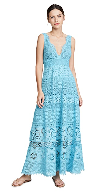 Temptation Positano L'Aquila Maxi Dress