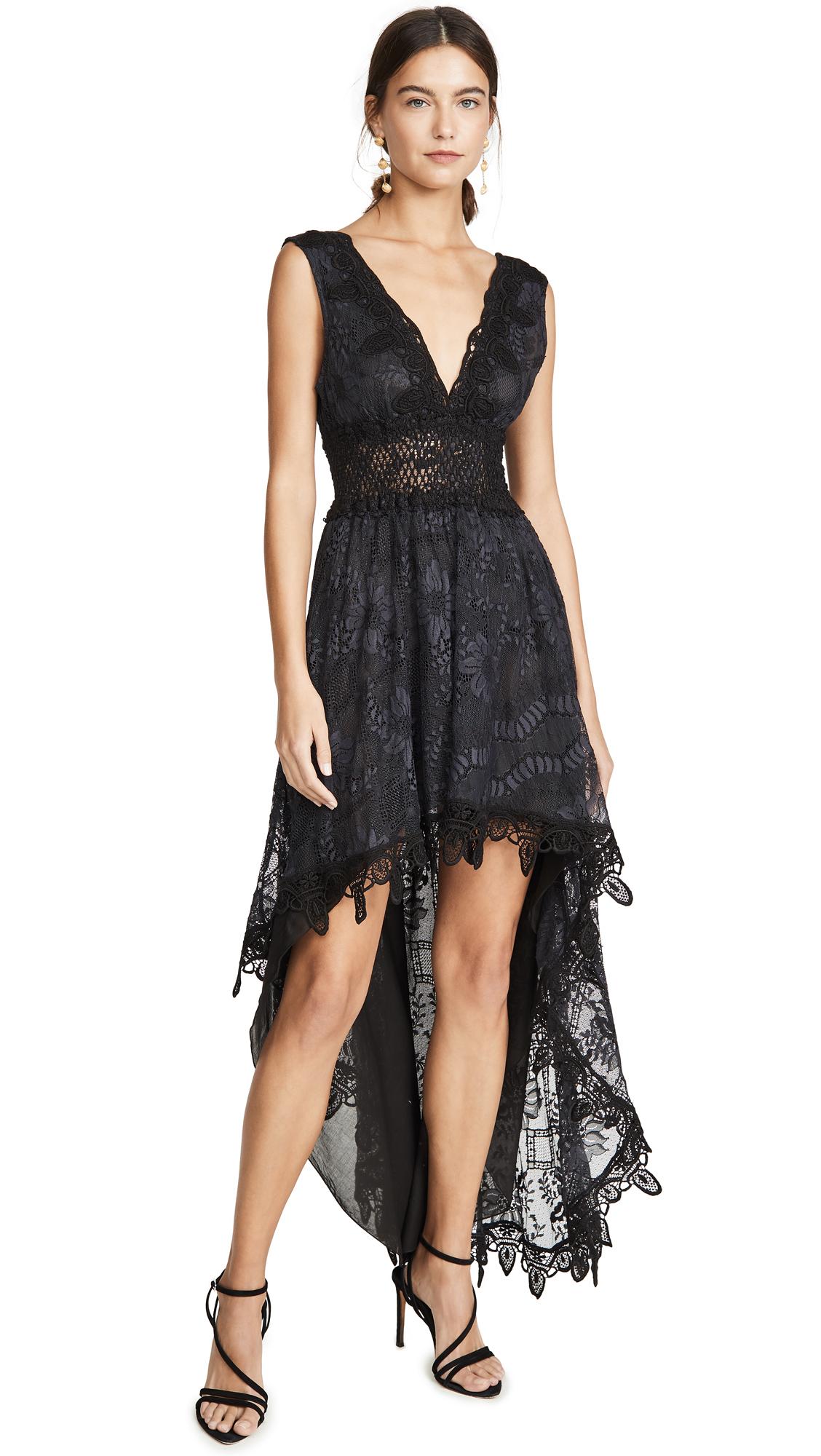 Buy Temptation Positano Prato High Low V Neck Dress online beautiful Temptation Positano Clothing, Dresses