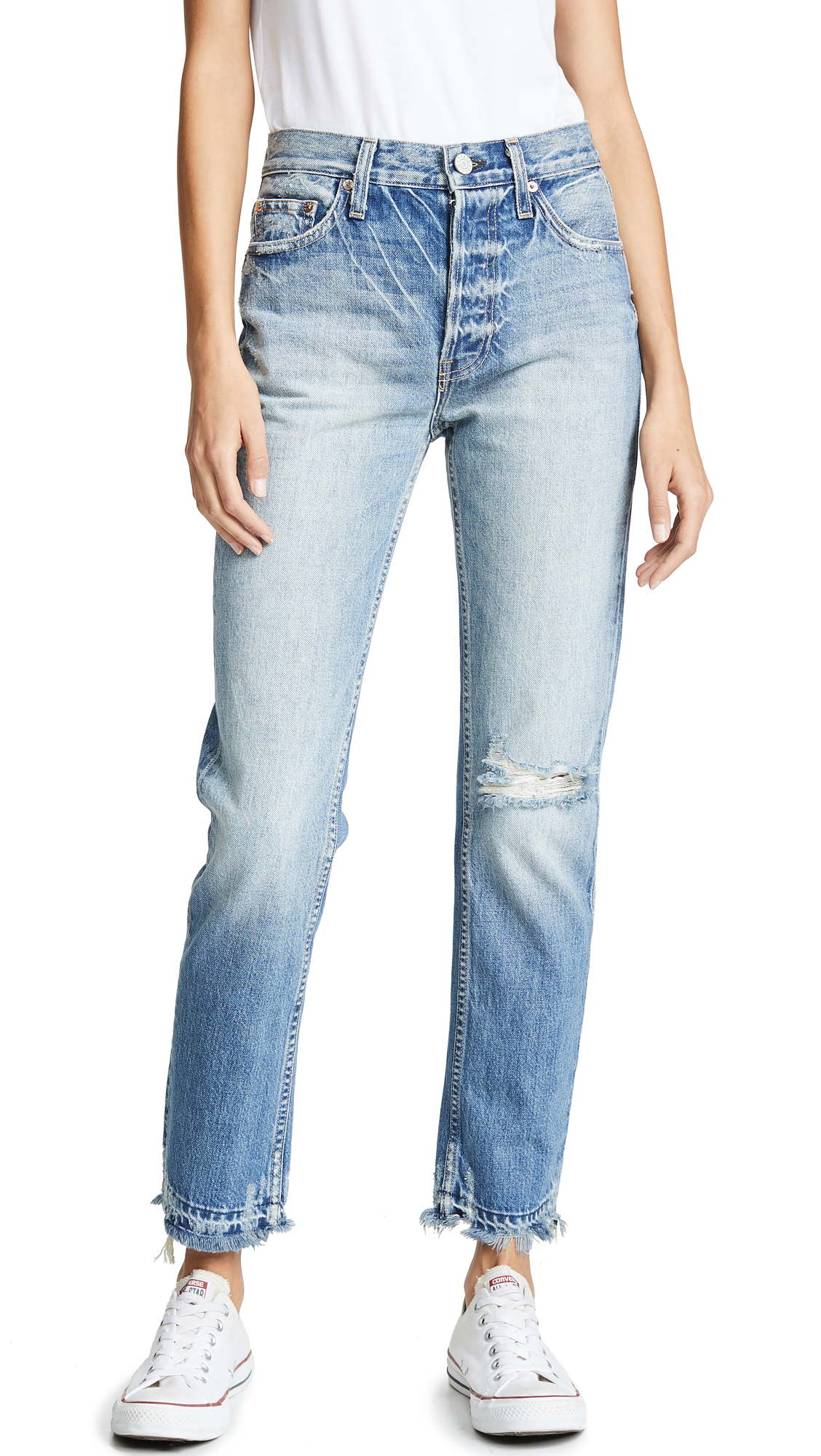 Buy TRAVE online - photo of TRAVE Constance Cigarette Jeans