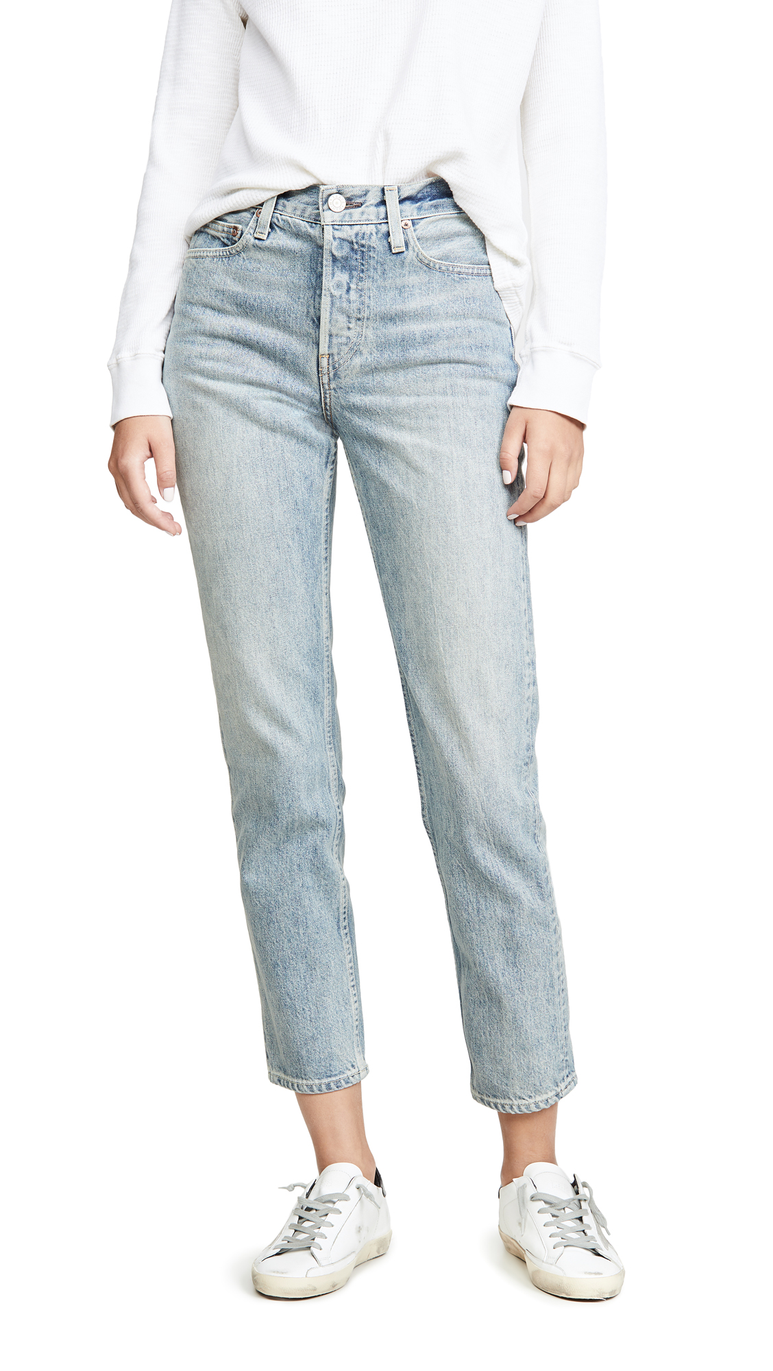 Buy TRAVE online - photo of TRAVE Constance Jeans