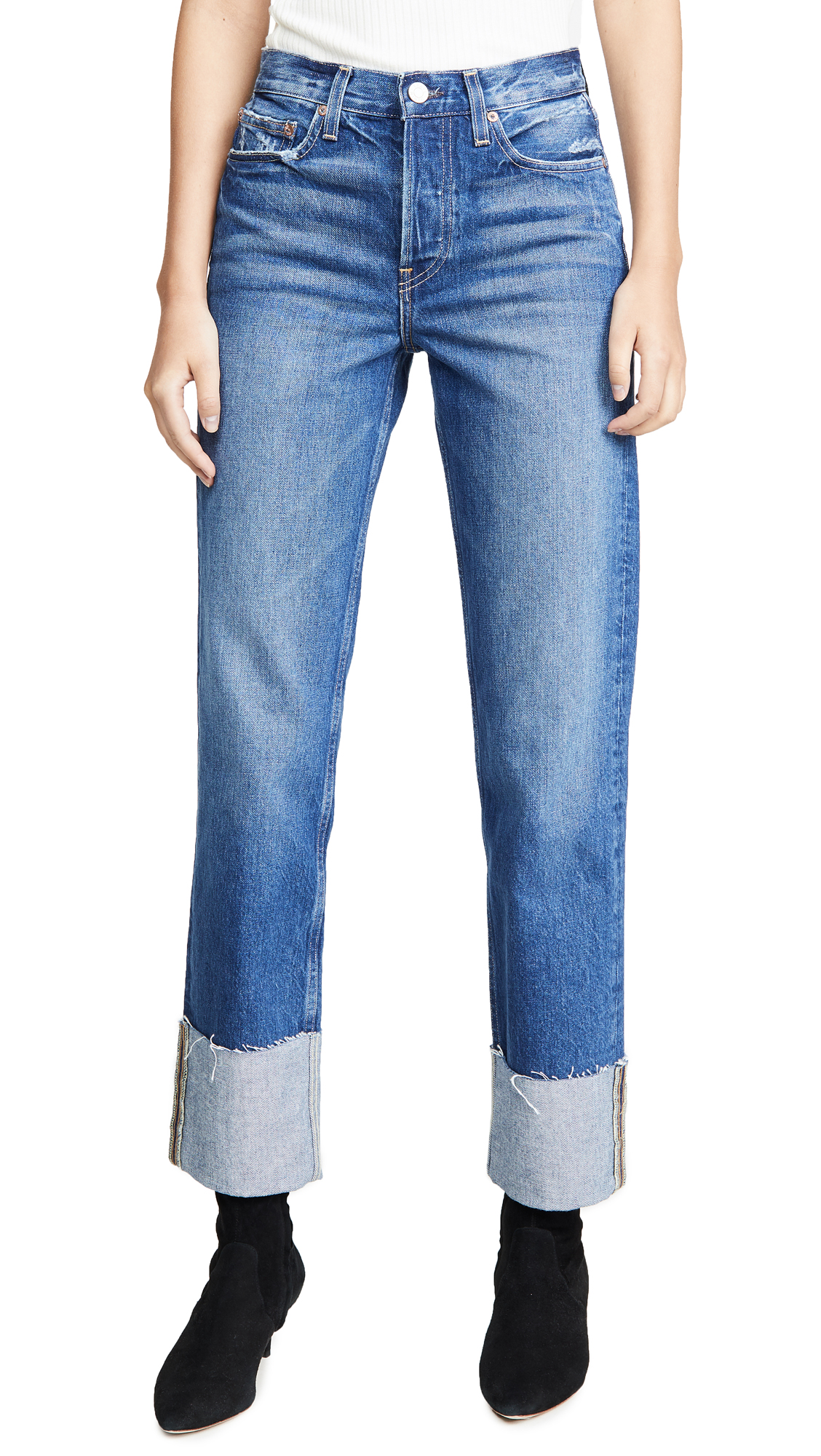 Buy TRAVE online - photo of TRAVE Berit Jeans