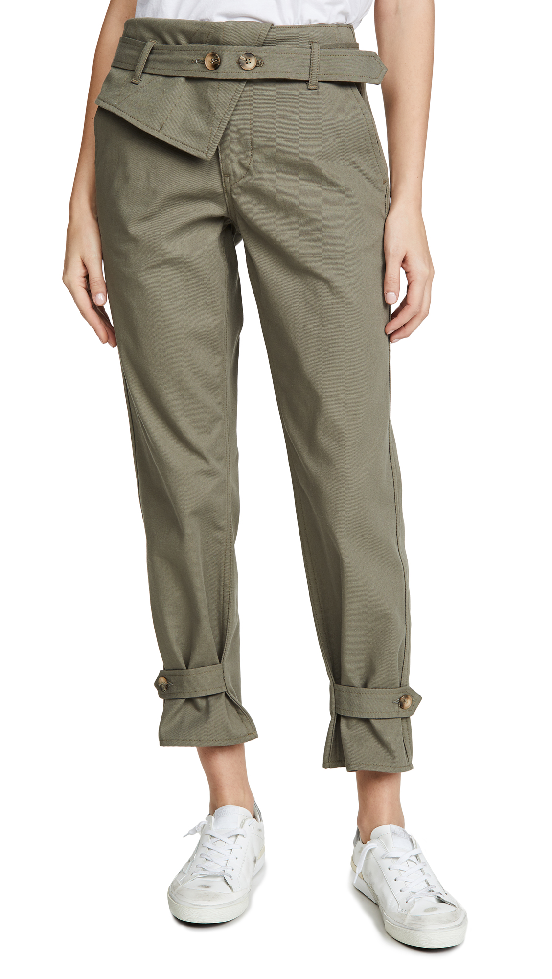 Buy TRAVE online - photo of TRAVE Kennedy Pants