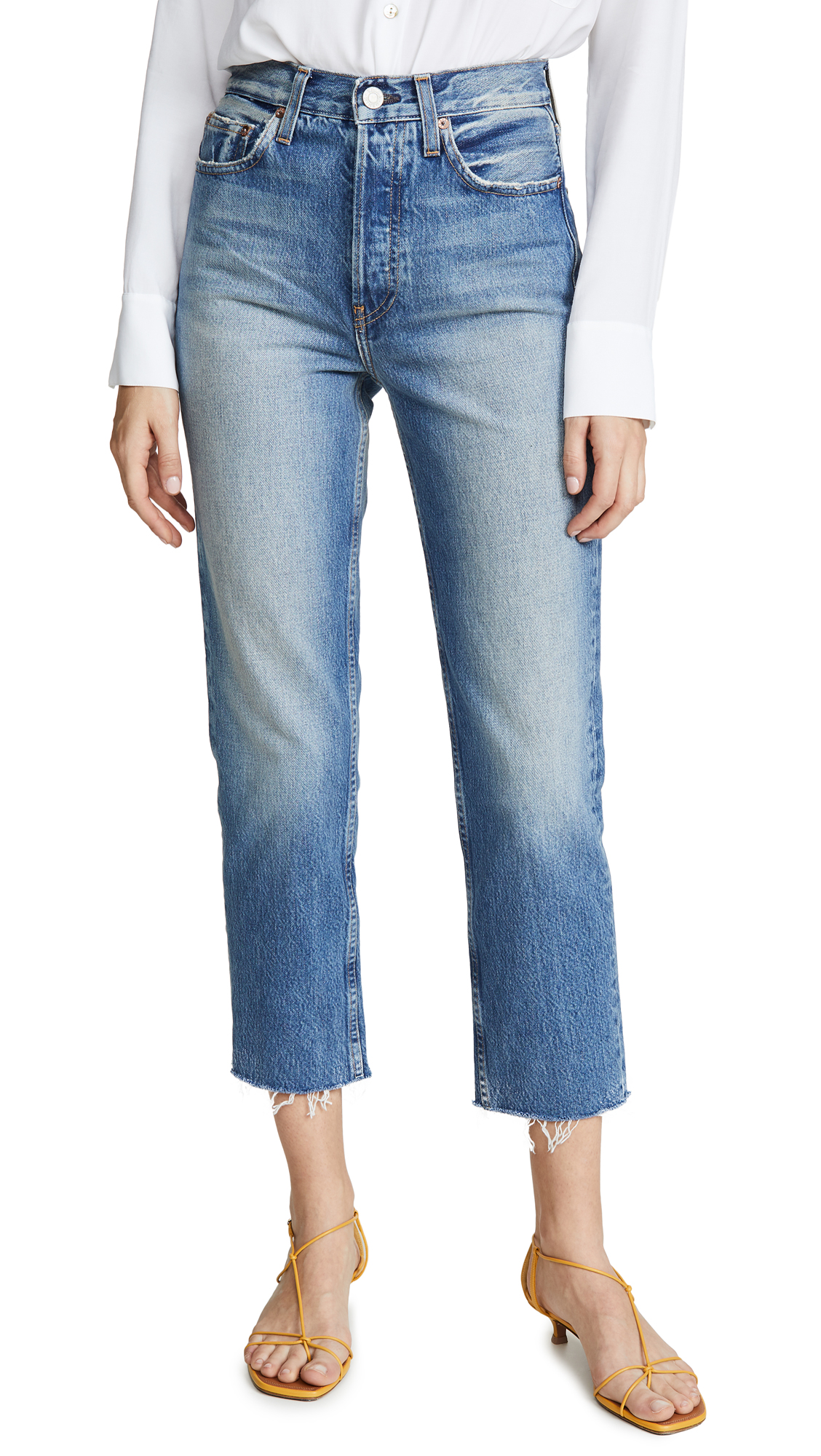 Buy TRAVE online - photo of TRAVE Harper Jeans