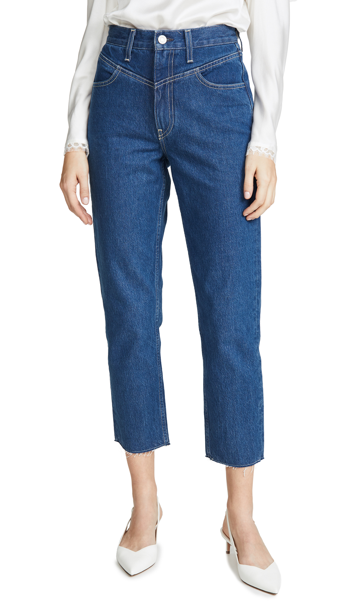 Buy TRAVE online - photo of TRAVE Heidi Jeans
