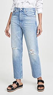 TRAVE Riley 90'S Straight Jeans