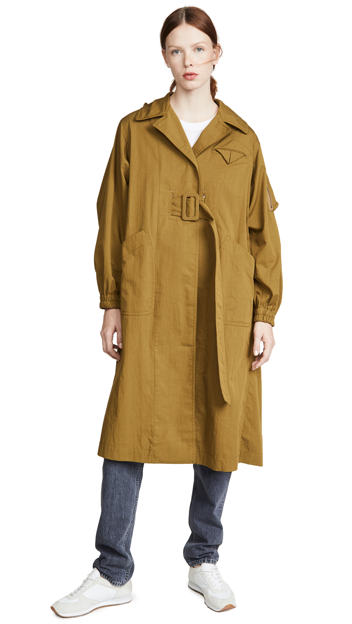 Buy TRE by Natalie Ratabesi The Gaia Coat online beautiful TRE by Natalie Ratabesi Jackets, Coats, Trench Coats