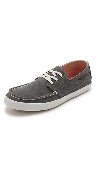 Tretorn Otto Washed Canvas Slip Ons