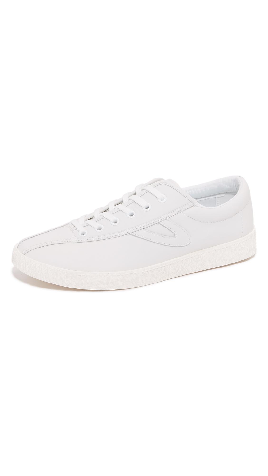 Tretorn Leather Nylite 2 Plus Sneakers