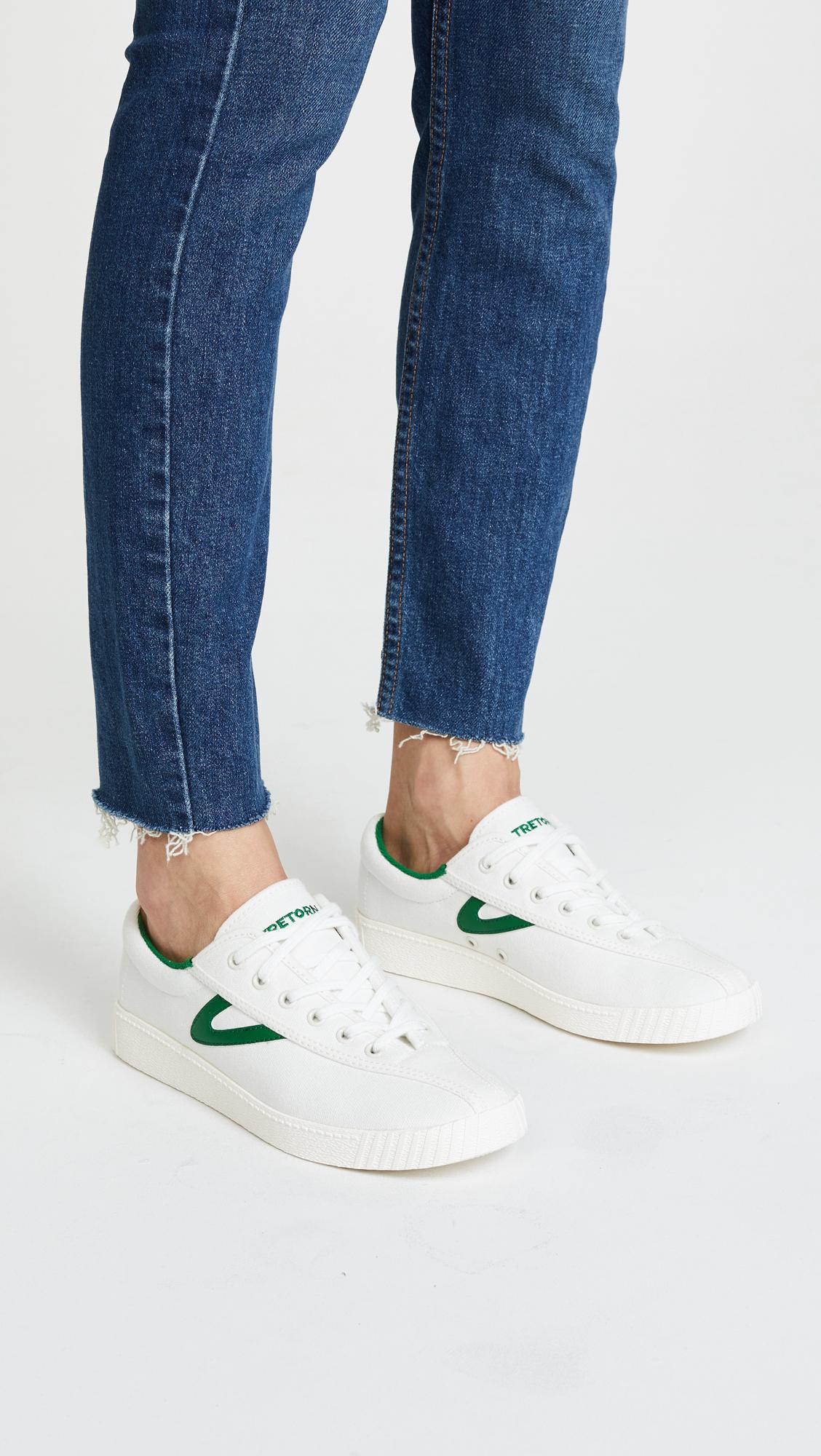4cd889e89542 Tretorn Nylite Sneakers