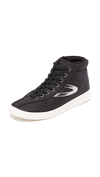 Tretorn Nylite High Top Sneakers