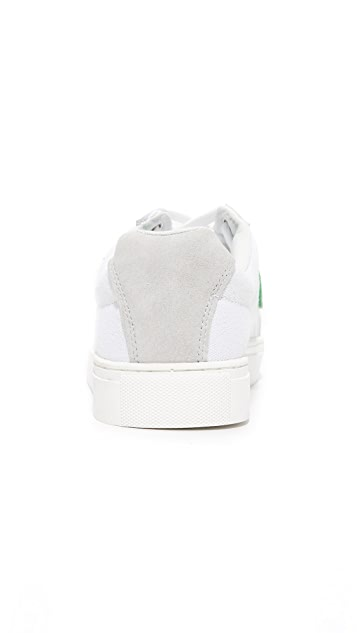 Tretorn Josh Canvas Sneakers