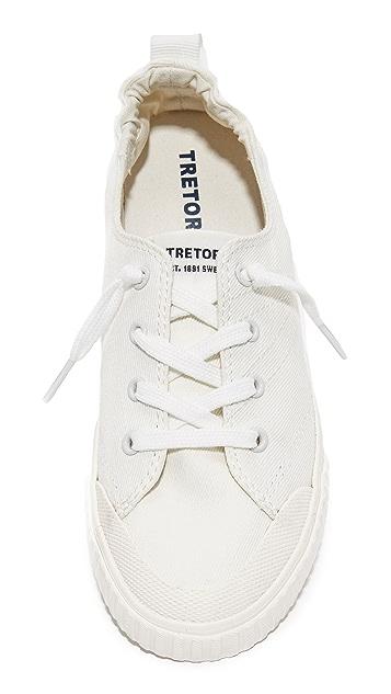 Tretorn Meg Denim Sneakers