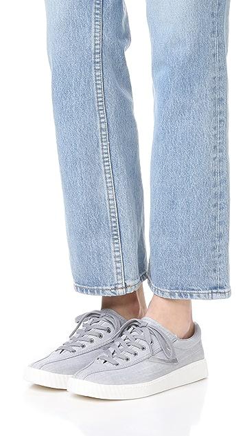 Tretorn Nylite Plus Linen Sneakers