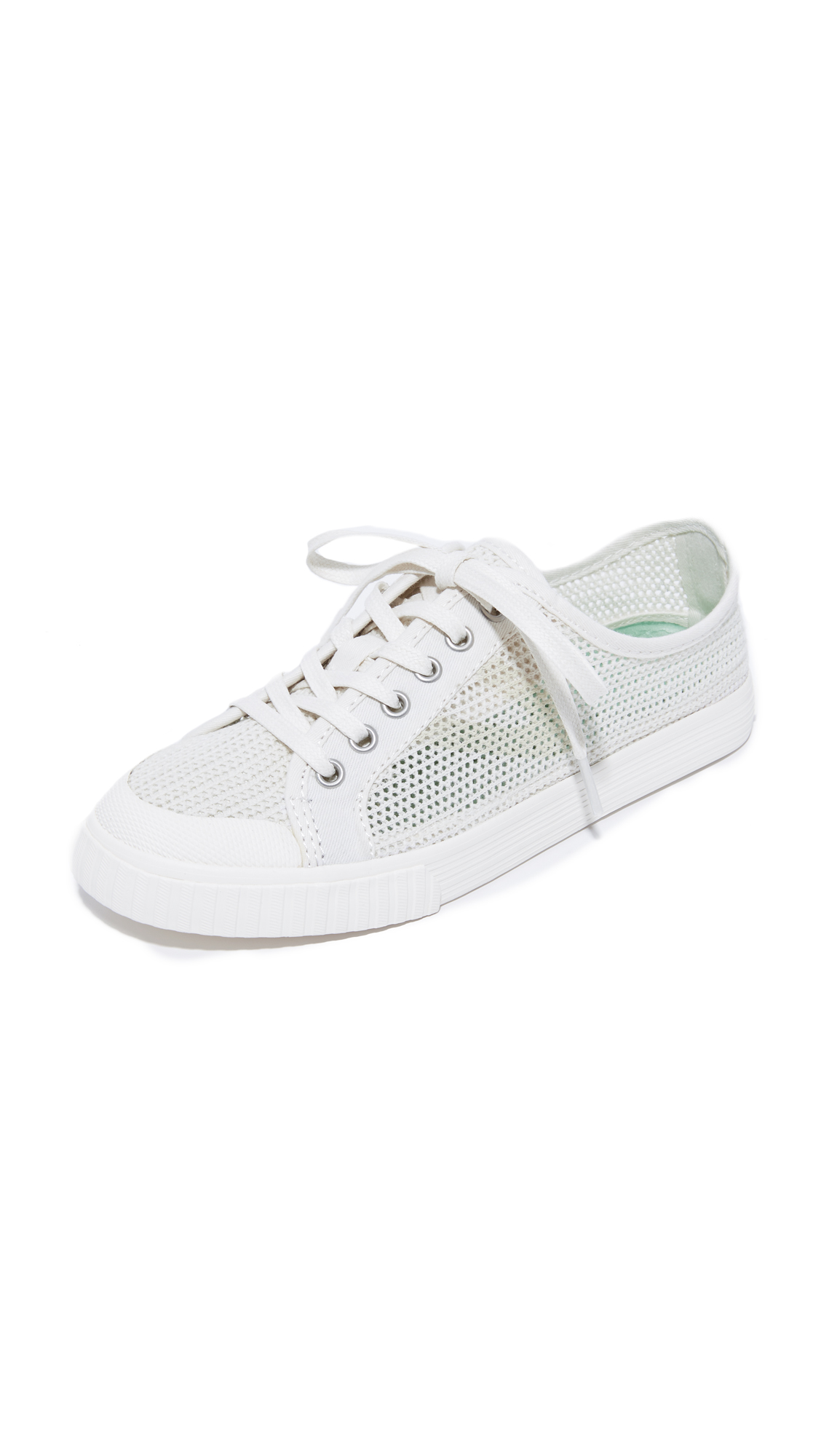 Tretorn Tournament Net Sneakers - Vintage White