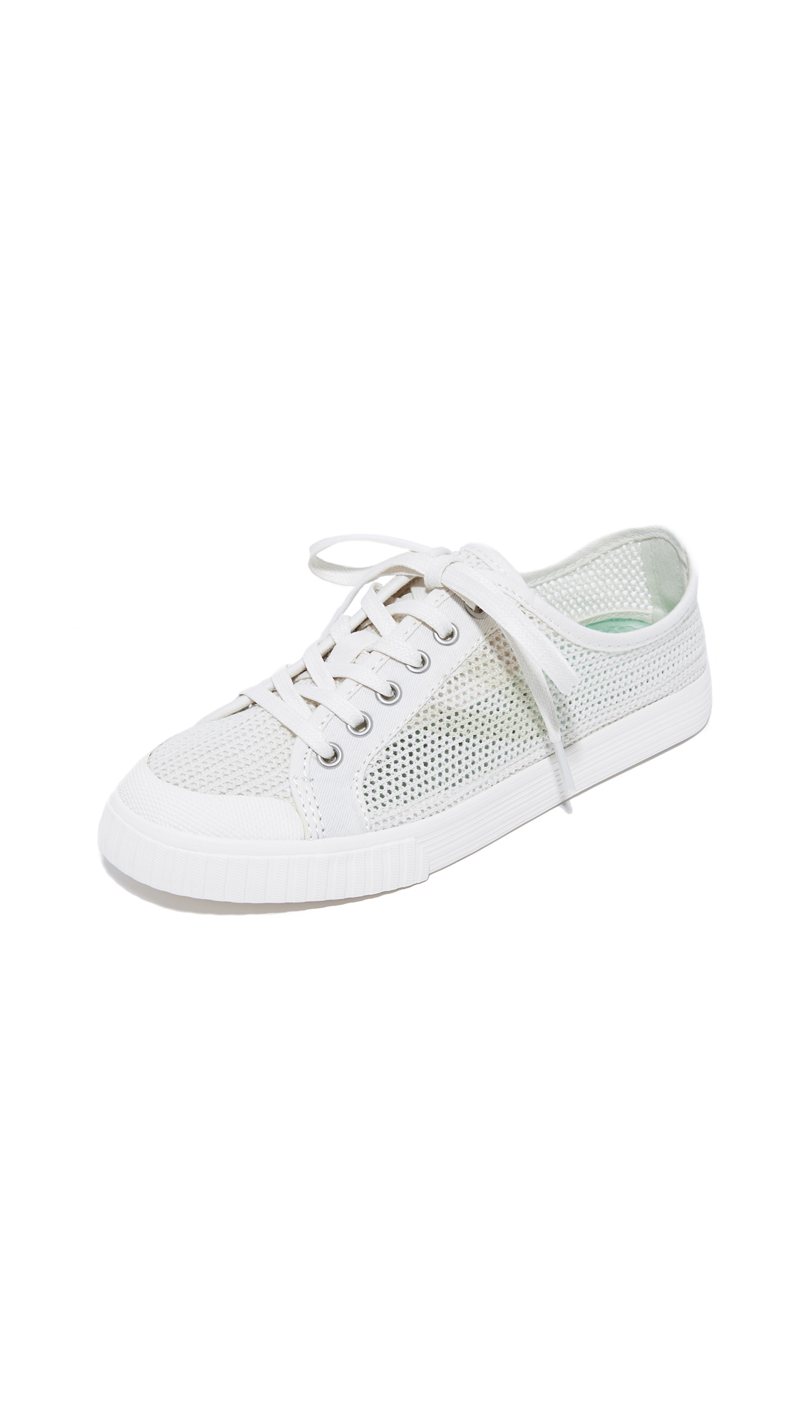 Tretorn Tournament Net Sneakers - Vintage White