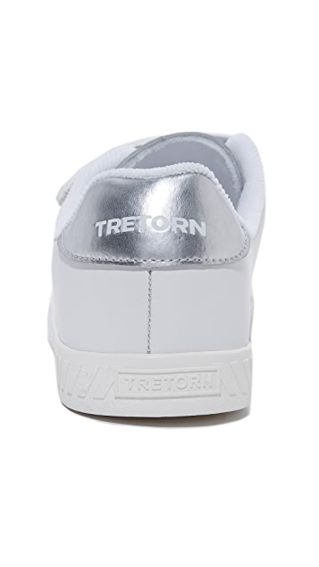 Tretorn Carry II Velcro Sneakers
