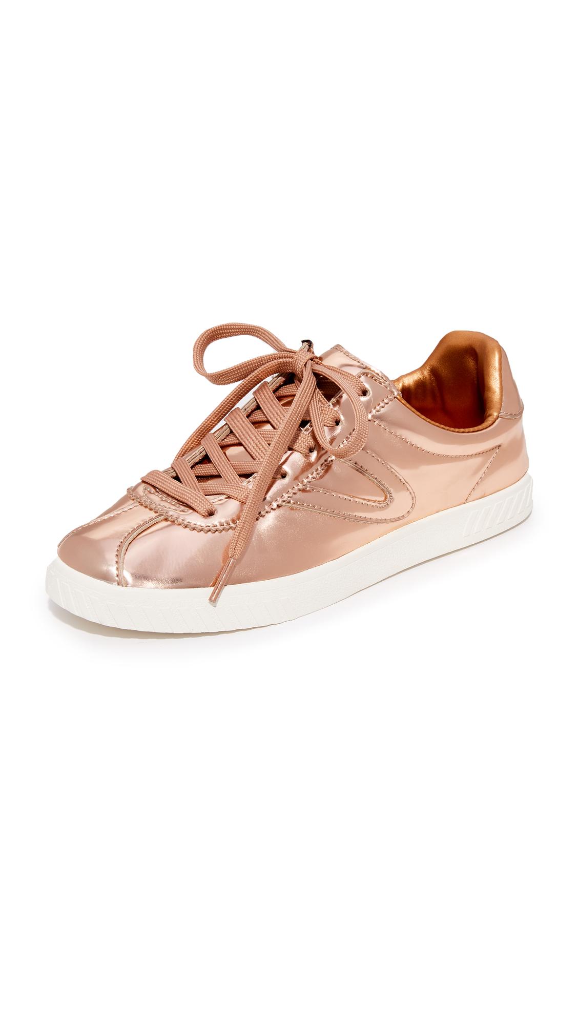 Tretorn Camden II Metallic Sneakers - Magnolia