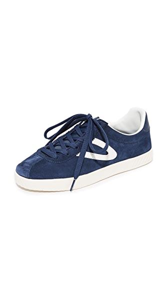 Tretorn Camden III Sneakers In Navy