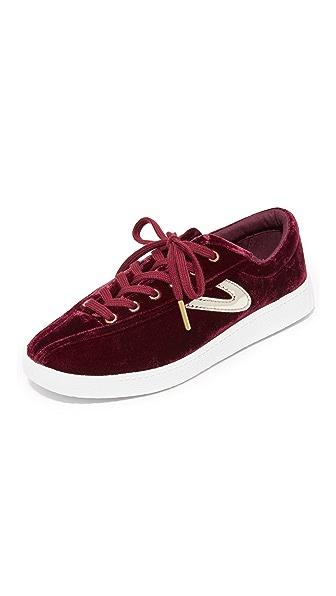 Tretorn Nylite Plus Velvet Sneakers