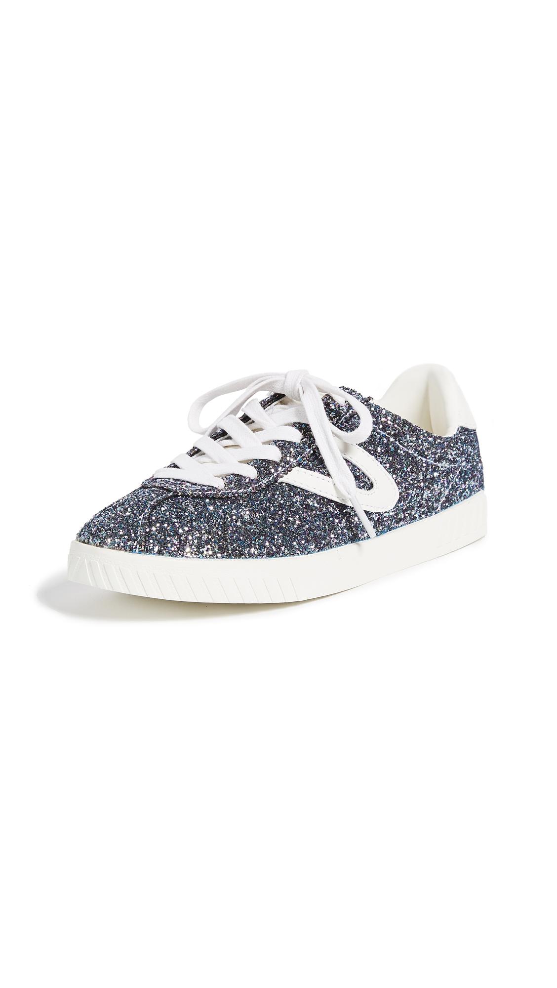 Tretorn Camden Classic Sneakers - Blue Multi/White