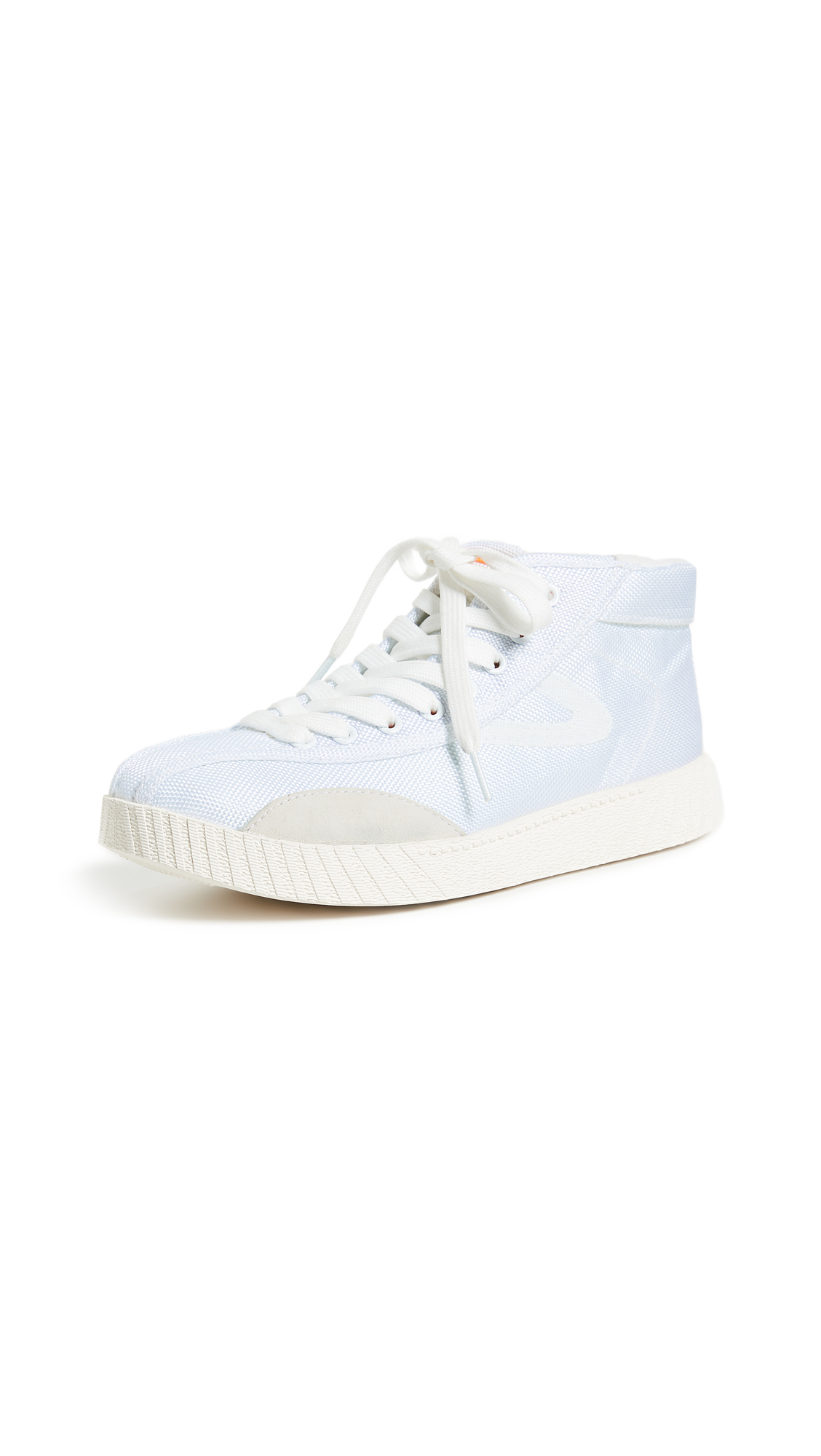 Tretorn x Andre 3000 High Top Sneakers - White