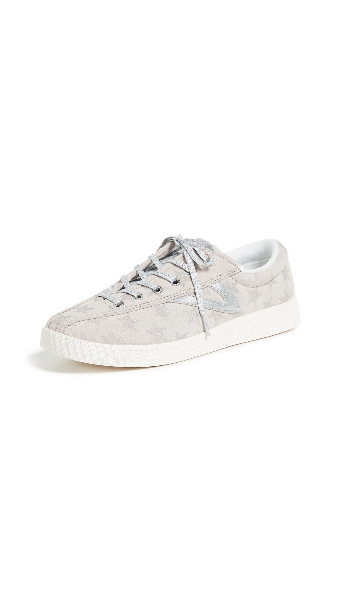 Tretorn Nylite Plus Laceup Sneakers - Birch
