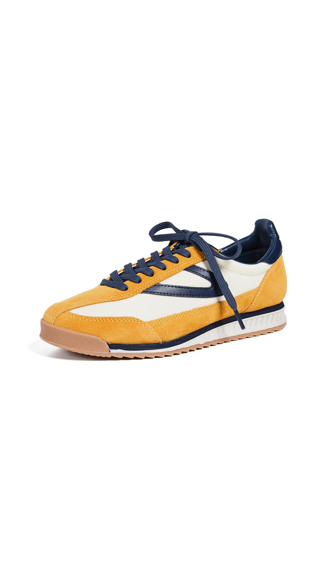 Tretorn Rawlins III Jogger Sneakers - Lemon/Ice/Night