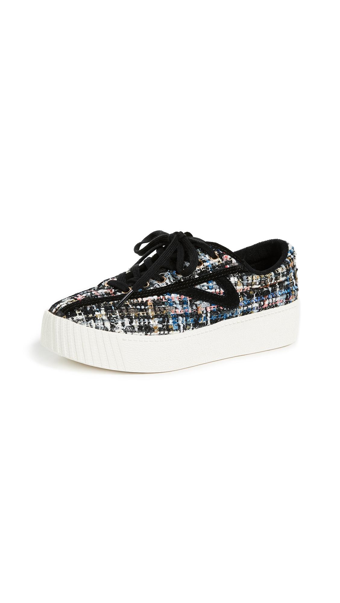 Tretorn Bold Sneakers - Black/Black