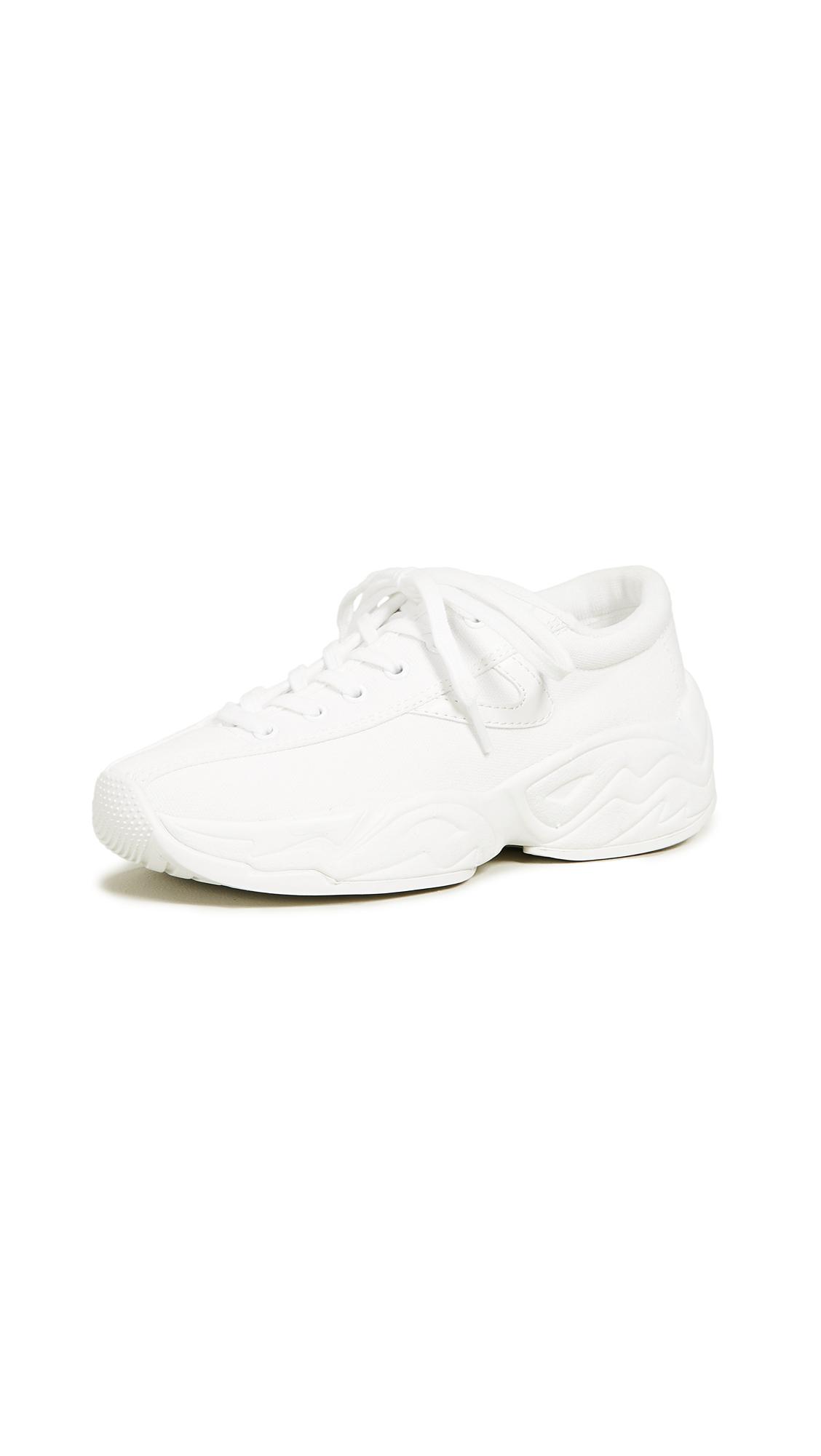 Tretorn Nylite Fly Sneakers - White/White