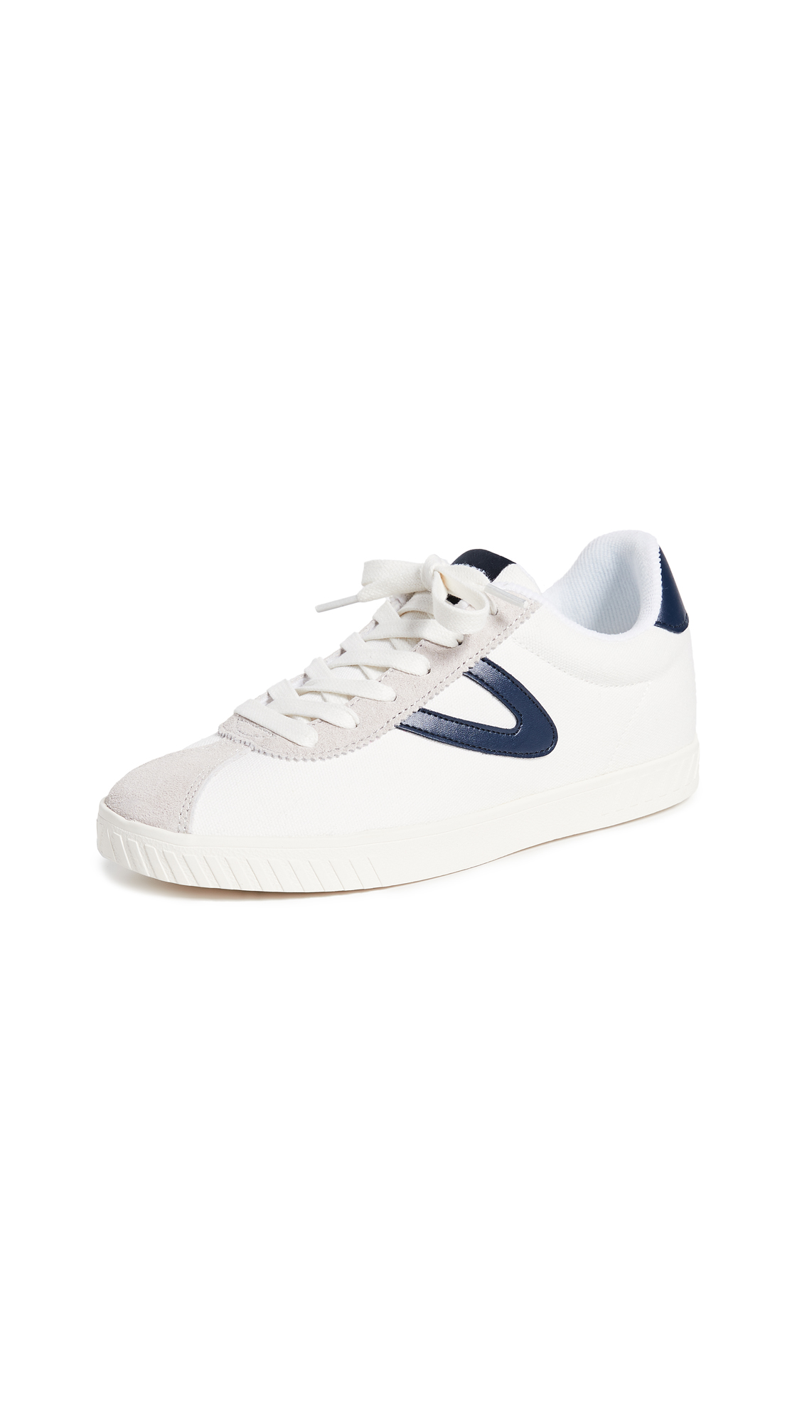 Buy Tretorn online - photo of Tretorn Callie Lace Up Sneakers