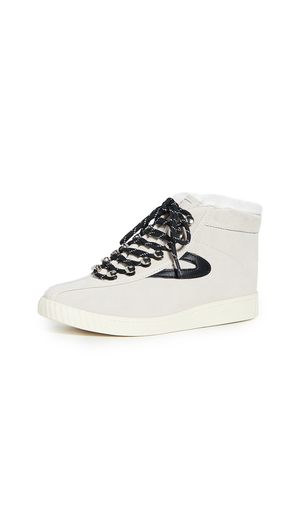 Buy Tretorn online - photo of Tretorn Nylite 50 High Top Sneakers