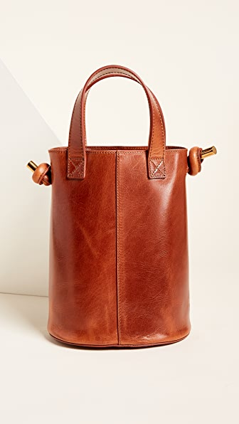Trademark Garden Bag - Saddle