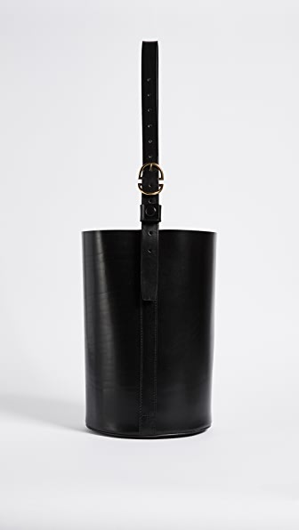Trademark Bucket Bag - Black