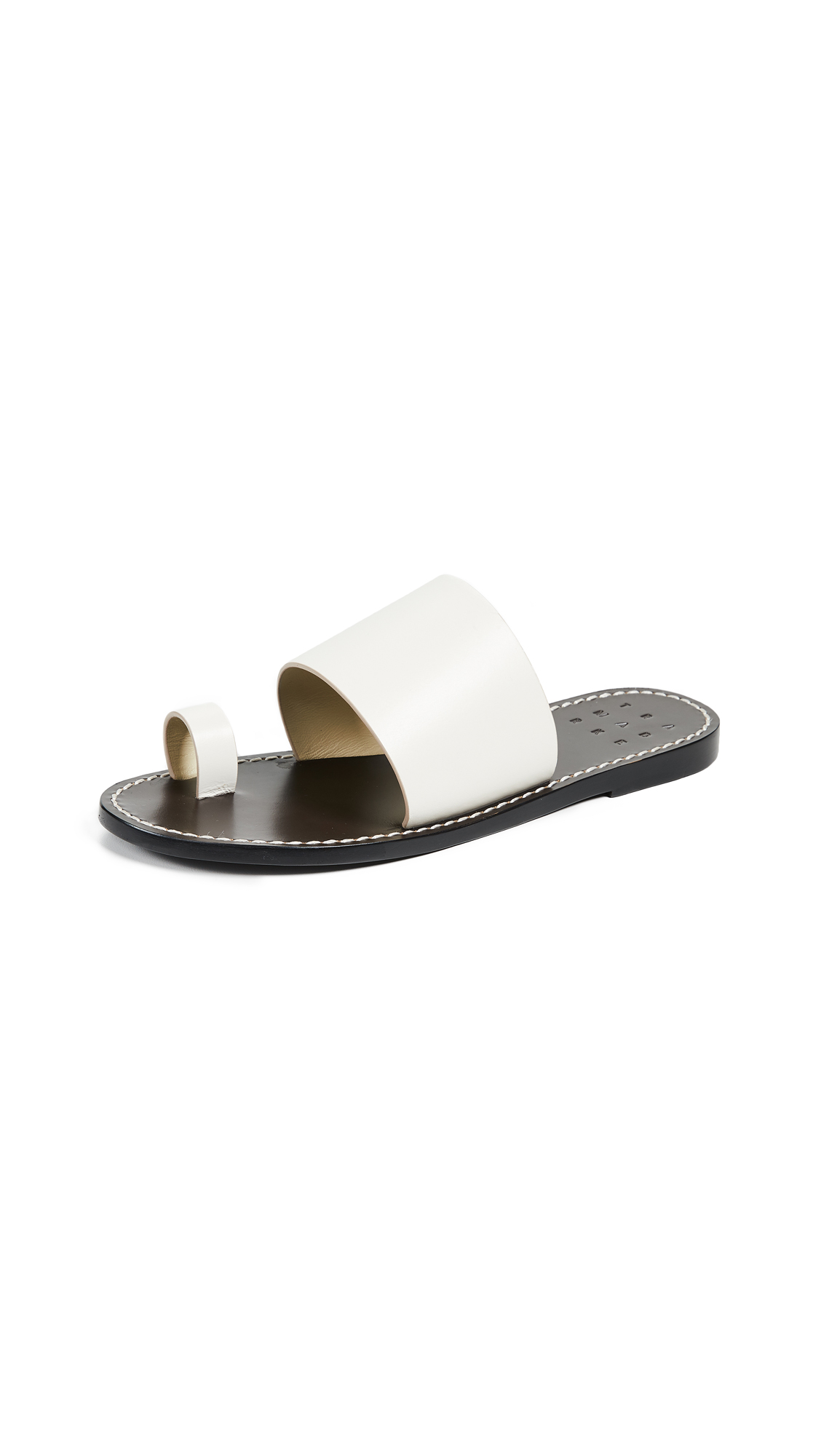 Trademark Taos Slides with Toe Strap