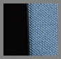 Black/Denim Blue