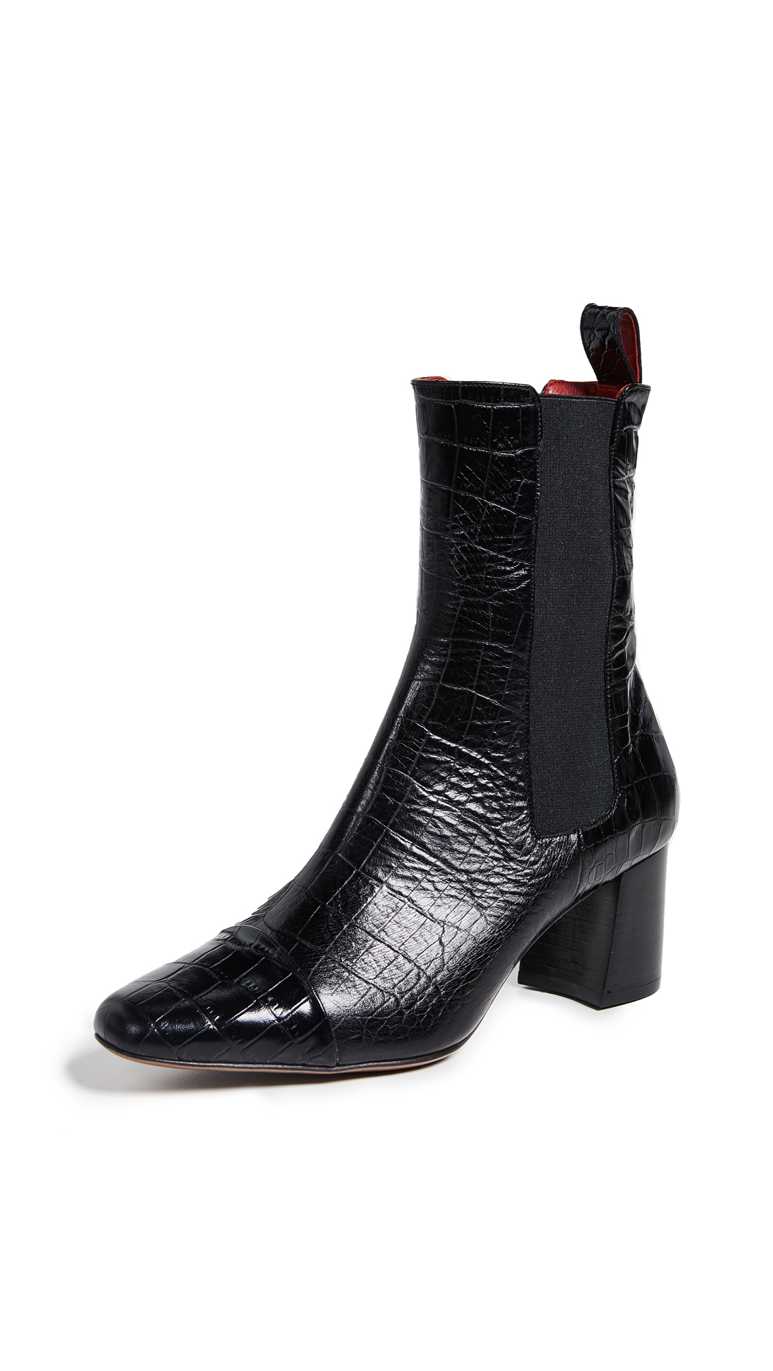 Trademark Delphine Booties - Black