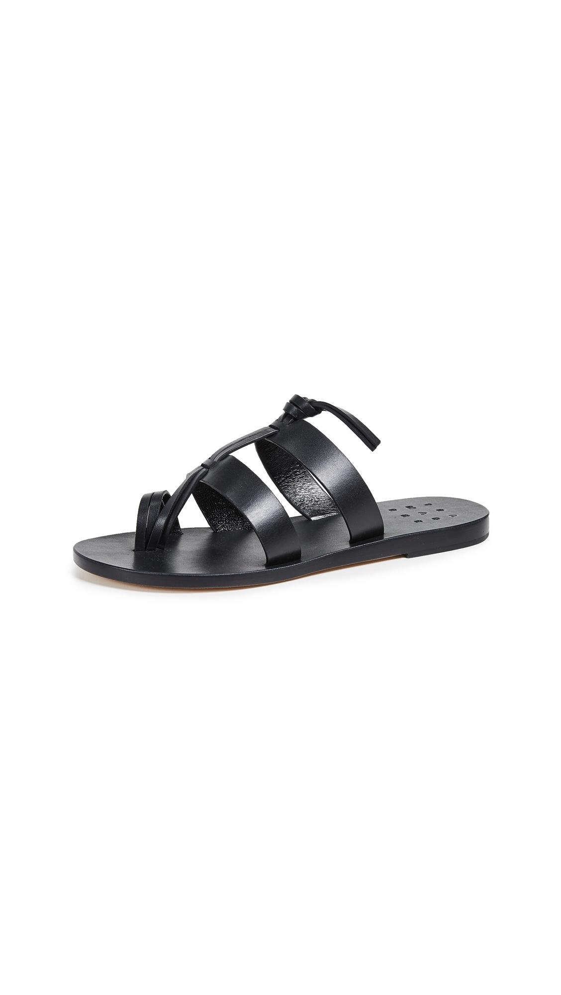 Trademark Capra Toe Ring Sandals