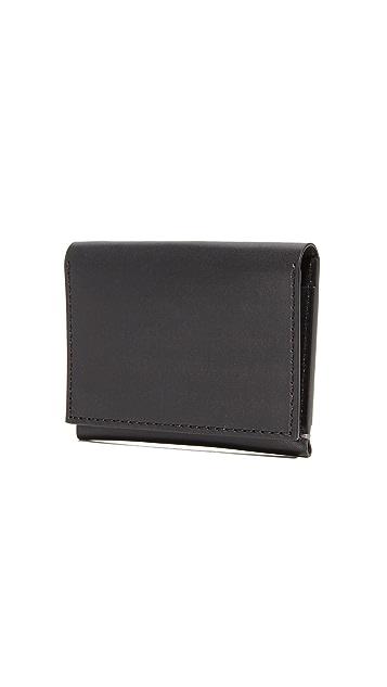 Troubadour Leather Card Wallet