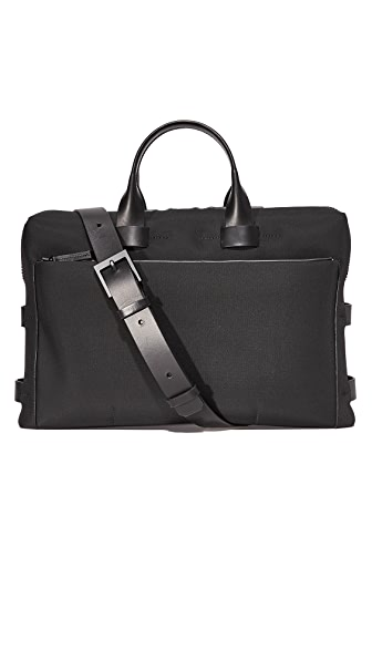 Troubadour F + L Slim Briefcase