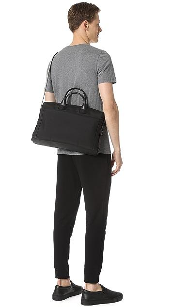Troubadour F + L Slim Briefcase