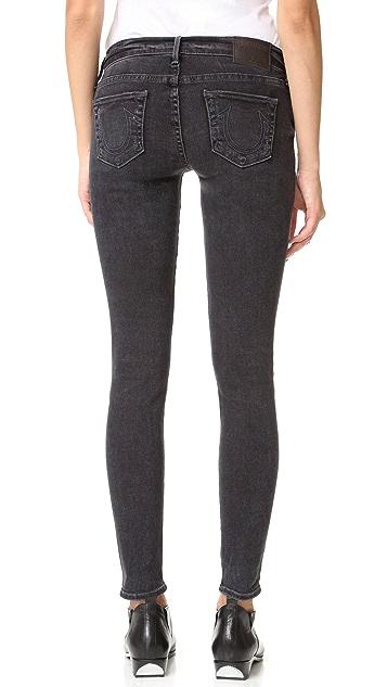 True Religion Casey Skinny Jeans